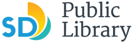 Logo for San Diego Public Library