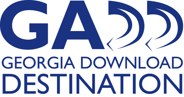 Logo for Georgia Download Destination
