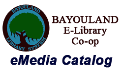 Logo for Bayouland E-Library Co-Op