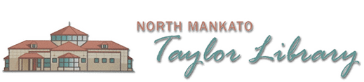Logo for North Mankato Taylor Library