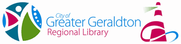 Logo for Greater Geraldton Regional Library