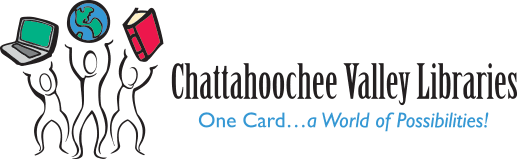 Logo for Chattahoochee Valley Libraries