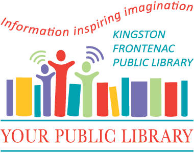Logo for Kingston Frontenac Public Library