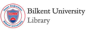Logo for Bilkent University Library