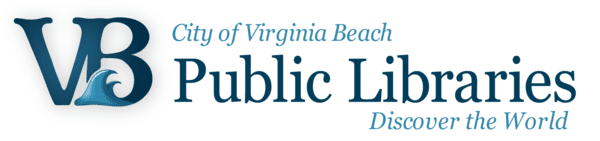 Logo for Virginia Beach Public Library