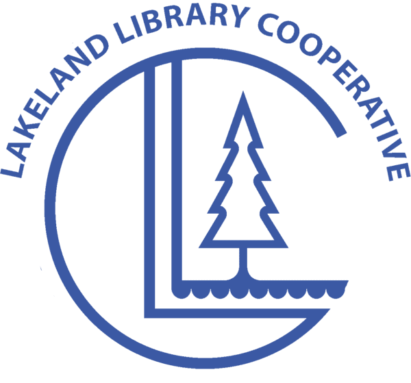 Logo for Lakeland Library Cooperative