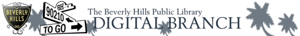 Logo for Beverly Hills Public Library