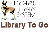 Logo for Shortgrass Library System