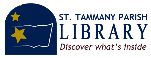 Logo for St. Tammany Parish Library