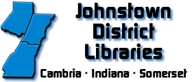 Logo for Johnstown District Libraries