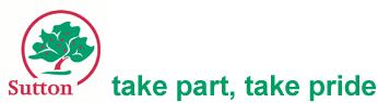 Logo for Sutton Library Service