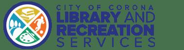 Logo for Corona Public Library