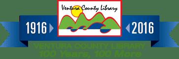 Logo for Ventura County Library