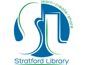 Logo for Stratford Library Association
