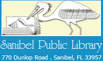 Logo for Sanibel Public Library