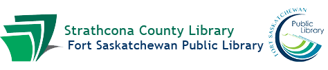 Logo for Strathcona County Library
