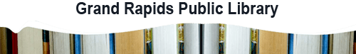 Logo for Grand Rapids Public Library