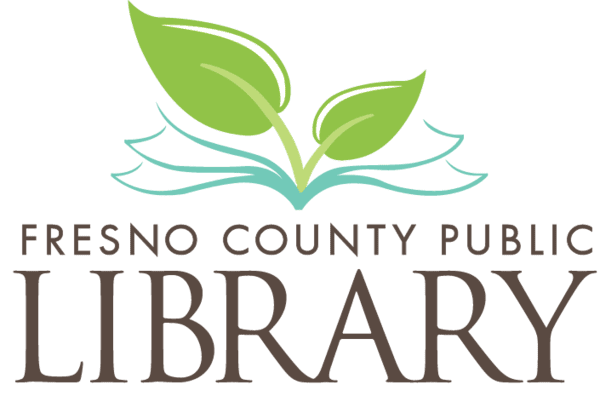 Logo for Fresno County Public Library