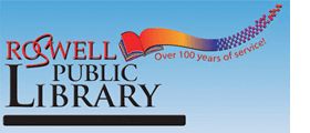 Logo for Roswell Public Library