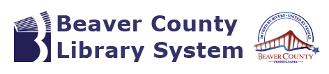 Logo for Beaver County Library System