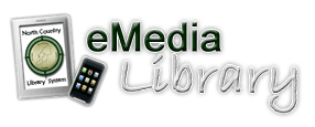 Logo for North Country Library System