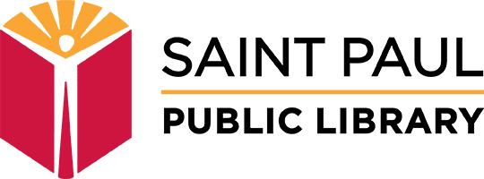 Logo for St. Paul Public Library