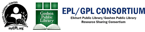 Logo for Elkhart Public Library