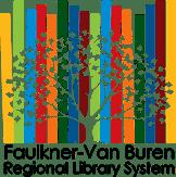 Logo for Faulkner Van Buren Regional Library System