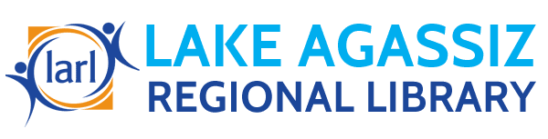 Logo for Lake Agassiz Regional Library