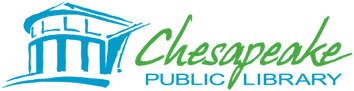 Logo for Chesapeake Public Library System