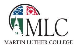 Logo for Martin Luther College