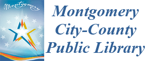 Logo for Montgomery City County Library