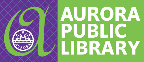 Logo for Aurora Public Library