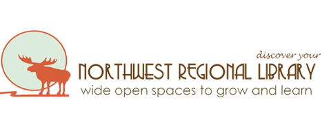 Logo for Northwest Regional Library System