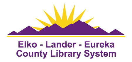 Logo for Elko-Lander-Eureka County Library System