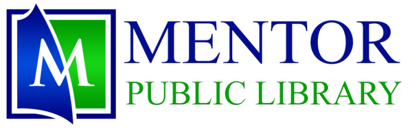 Logo for Mentor Public Library