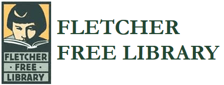 Logo for Fletcher Free Library