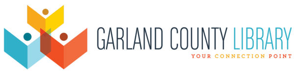 Logo for Garland County Library