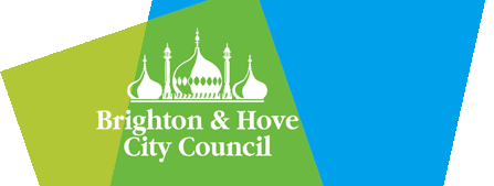 Logo for Brighton & Hove City Libraries