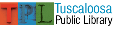 Logo for Tuscaloosa Public Library