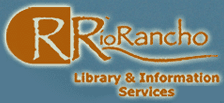 Logo for Rio Rancho Public Library