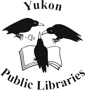 Logo for Yukon Public Libraries