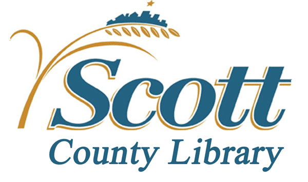 Logo for Scott County Library System