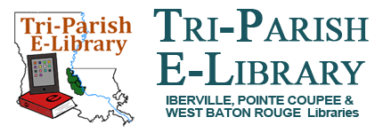 Logo for Tri-Parish E-Library