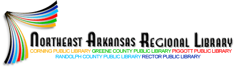 Logo for Northeast Arkansas Regional Library