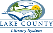 Logo for Lake County Library System