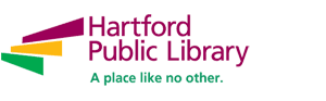 Logo for Hartford Public Library