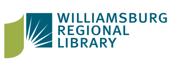 Logo for Williamsburg Regional Library