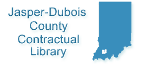 Logo for Jasper Dubois County Contractual Public Library