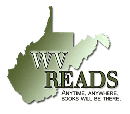 Logo for West Virginia Reads